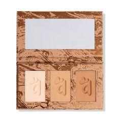Brighten & Bronze Complexion Trio - Fair/Light – Alamar Cosmetics Rise N Grind, Cruelty Free Makeup, Makeup Kit, Bronzer, Your Skin, Sculpting, Cosmetics, Hyaluronic Acid, Skin Tone