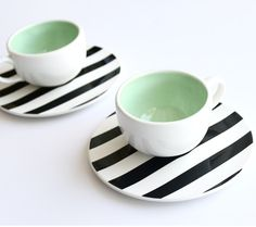 Mint tea set