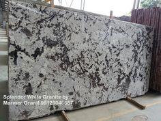 Marble Granite: Lantai Granit Alam Splendor White