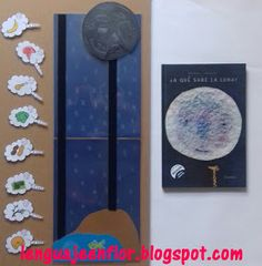 Moon Book, Album Jeunesse, Sistema Solar, Preschool, Education, Books, Paintings, Nature, Children Books