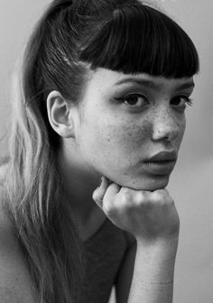 1000 Ideas About Front Bangs Hairstyles On Pinterest
