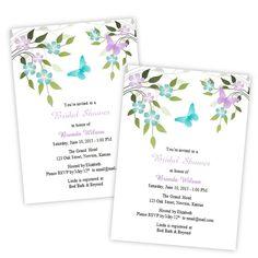 Invitation Designs Free Download Bridal Shower Invitation Templates Free Download #download .