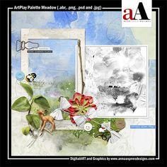 ArtPlay Palette Mead