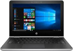 "HP Pavilion X360 2 in 1 11.6"" Touchscreen Laptop Quad Core 4GB 500GB HDMI Win 10"