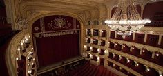 Odessa Opera and Ballet Theater The Theatre and the Potemkin Stairs are the most famous edifices in Odessa. The first opera house was opened in 1810 and destroyed by fire in 1873... Shawn Frank
