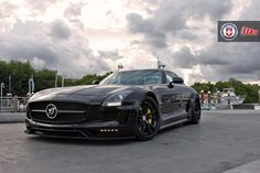 Mercedes-Benz SLS AMG Por Hamann
