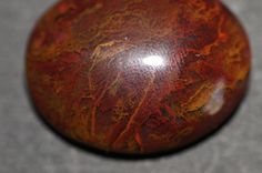 Red blood agate cabochon by warlocke on Etsy, €2000.00