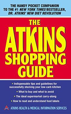 The Atkins Shopping Guide: Indispensable Tips and Guidelines for Successfully Stocking Your Low-carb Kitchen - http://www.darrenblogs.com/2017/03/the-atkins-shopping-guide-indispensable-tips-and-guidelines-for-successfully-stocking-your-low-carb-kitchen/