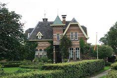 Jachthuis 'het Wanink' op landgoed Twickel, Delden ©A. Fiermas