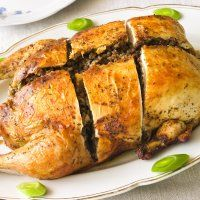 Caille farcie au foie gras - Cuisine et Vins de France