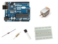 To drive a DC motor you need a larger amount of current than Arduino board can give. For that reason you must use a transistor. Transistors have limits and maximum. Arduino Board, Wooden Rack, Drive A, Arduino Projects, Coding, Larger, Cnc Router, Motors, Raspberry