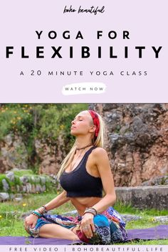 Yoga For Strength & Flexibility - Boho Beautiful Yoga Inspiration, Yoga Fitness, Mode Yoga, Yoga For Flexibility, Flexibility Fitness, Bikram Yoga, Pilates Yoga, Iyengar Yoga, Pilates Reformer