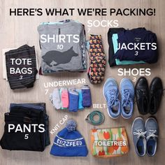Carry-On Packing Hacks