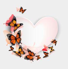 Diy Canvas, Canvas Wall Art, Butterfly Clip Art, Birthday Balloon Decorations, Cool Wallpaper, Vector Art, Baby Dolls, Balloons, Greeting Cards