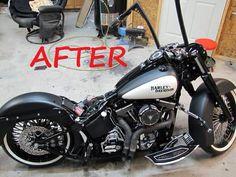 Harley Davidson News – Harley Davidson Bike Pics Harley Panhead, Harley Davidson Knucklehead, Harley Bikes, Classic Harley Davidson, Used Harley Davidson, Harley Davidson Motorcycles, Bobber Motorcycle, Bobber Chopper, Bobber Bikes