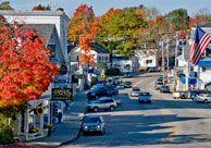 Wolfeboro, NH  I  love this little village