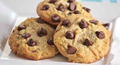 como hacer cookies de chocolate americanas