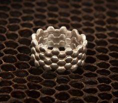 Stacking Hexagon Rings