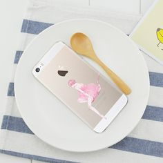 A spoon of pink ‪#‎dream‬ ❤ Tap the link in our bio to shop this ‪#‎phonecase‬