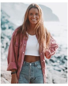 Surfergirl Style, Mode Outfits, Fashion Outfits, Fashion Tips, Hiking Fashion, Travel Fashion, Modest Fashion, Hijab Fashion, Fashion Trends