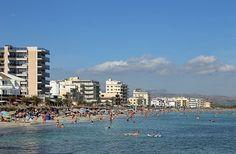 Ca'n Picafort beach. North Mallorca beach guide