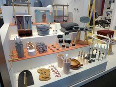 Retail VM | Visual Merchandising | Home Adornment | Retail Design | Shop Design | Normann Copenhagen at Maison et Objet Jan 2013