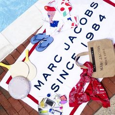Just in time for Summer -new Marc Jacobs