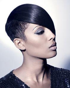 Short Black Women Short Hairstyles