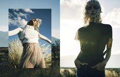 Photography / Alex Trommlitz Fashion / Sayuri Bloom Model / Janke Du Toit @ Boss Models Hair / Josephine Martens @ Bigoudi Make Up / Alice Coloriti @ Infidels