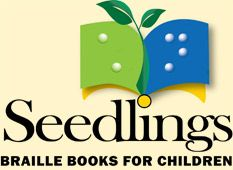 Seedlings Braille books for Children logo