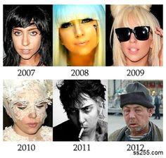 Lady #Gaga Funny Pics