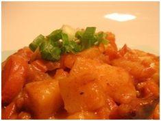 Ragoût de saumon aux patates douces | Club Bien Mincir