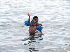 M&M: il nostro mondo in un click: sorrisi di mare