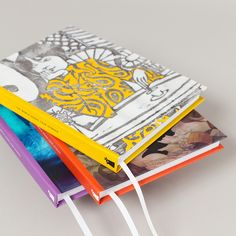 Gorgeous writing journals—choose your favorite art to customize the covers.