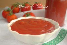 ketchup express fait maison - Amour de cuisine