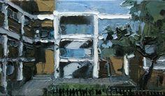 New Blood Art | Little Fence by Torie Wilkinson | Buy Original Art Online | Artworks by Emerging Artists for Sale