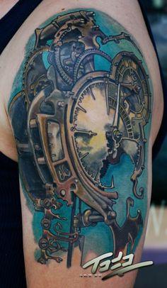 Tattooed boyz steamy hammer