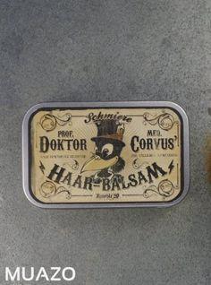 Rumble 59 Schmiere Dr. Corvus Hair Balm