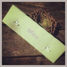 Garderobenboard für Mina! 😀 #Garderobenboard #Geschenk #GeschenkIdee #GeburtGeschenk #Geburtstag