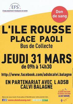 ADSB Calvi Balagne Don du Sang