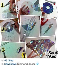 Screenshot of KawaiiDiys on instagram. Project done by Zainab Bahzad