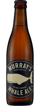 Murray's Whale Ale  One of the only wheat beers that I will drink, but not often.