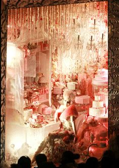 Christmas Window Displays in NYC 2013 bergdoff goodman | Holiday Window Shopping in NYC | cocoandcashmere