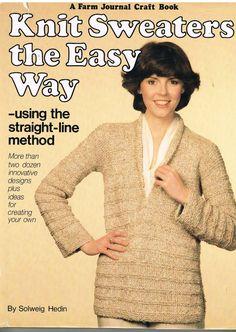 9bf3ef3c789e Here s my friend Ellen modeling my new knit