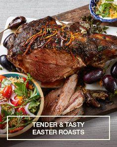 Tender & Tasty Easter Roasts