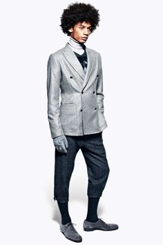 Alexander McQueen | Fall 2012 Menswear Collection | Style.com