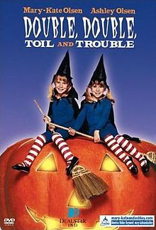 Double, Double, Toil and Trouble. Remember watching this as a kid. Mary Kate Olsen, Mary Kate Ashley, Olsen Twins Movies, Kid Movies, Movie Tv, Family Movies, Movie List, Girly Movies, Movies 2019