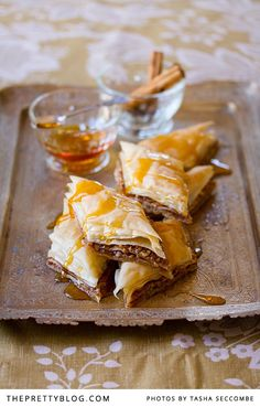 If you have a serious sweet tooth like me, I can recommend a culinary trip to Greece. These people really know their confectionery, and baklava is only one of many amazing delights that you will find at the bakeries and tavernas all over the country.