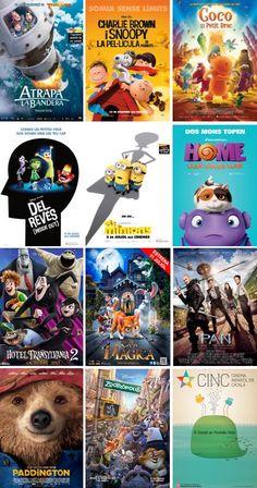 CINC, Cinema Infantil en Català. Projeccions a les comarques tarragonines. Des del 30 de gener fins al 20 de març 2016