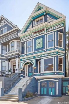 c.1900 Queen Anne located at: 1315 Waller St, San Francisco, CA 94117